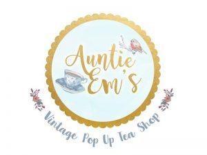 Aunty Em's Vintage Pop Up Tea Shop & Vintage China Hire Solihull, West Midlands