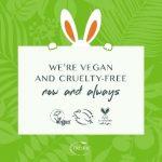 Using vegan and cruelty free Tropic skincare