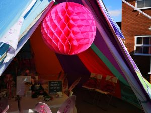 The Colourful Bell Tent Co – Alternative Bell Tent Hire Solihull