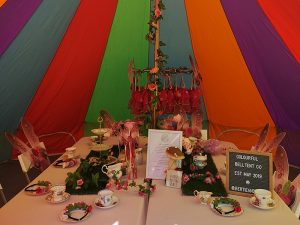The Colourful Bell Tent Co – Alternative Bell Tent Hire West Midlands