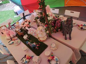 Unicorn Tea Party Hire