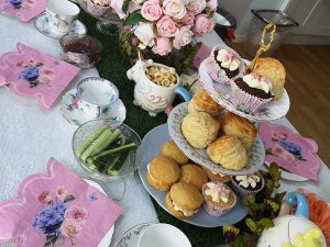 Auntie Em's Vintage Pop Up Tea Shop & Vintage China Hire Solihull, Warwickshire, West Midlands, Birmingham, Wolverhampton & Walsall