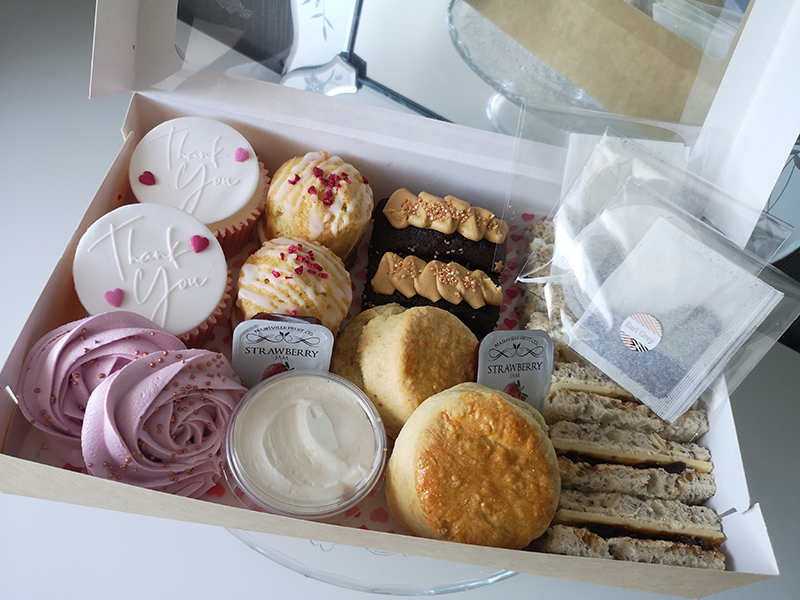 Afternoon Tea Delivery Solihull