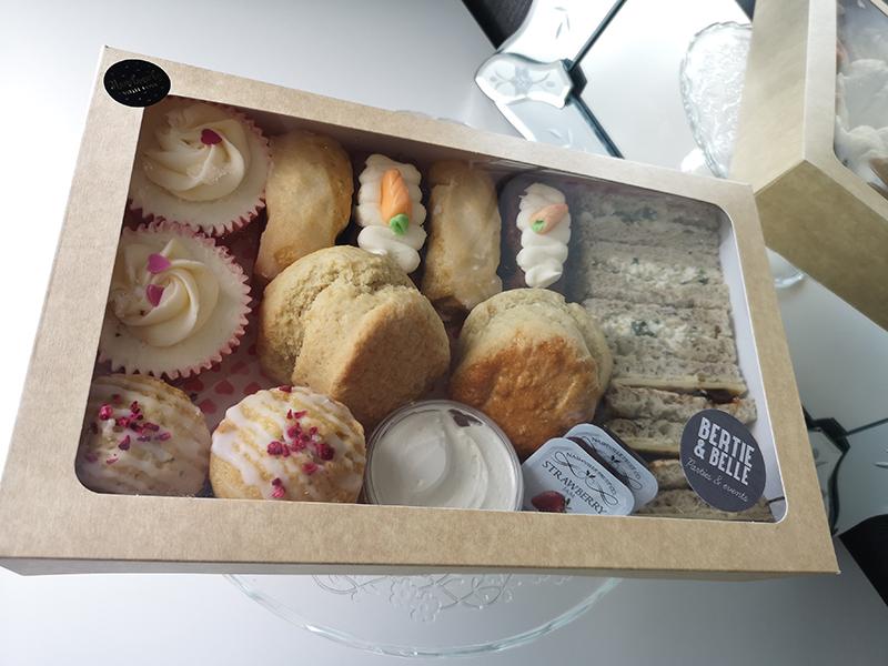 Original Box - Afternoon Tea Delivery